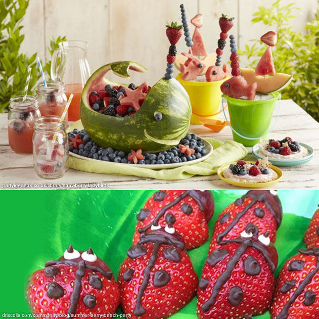 Healthy Food Tips For Your Childs Next Party